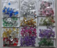 ADGEMS01 Sparkling Whatnots Gem Collection Flowers 12 x 4g